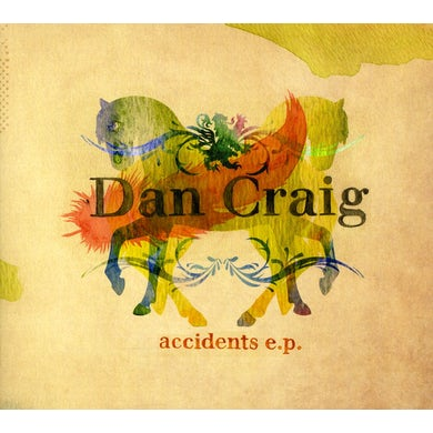 Dan Craig ACCIDENTS EP CD