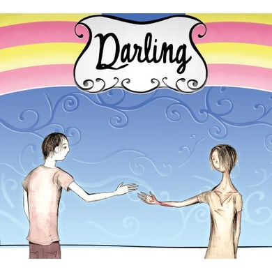Darling WELCOME THE GHOST CD
