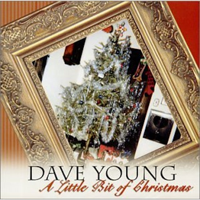 Dave Young LITTLE BIT OF CHRISTMAS CD