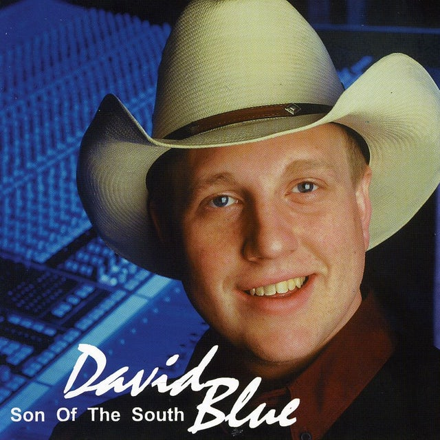 David Blue SON OF THE SOUTH CD
