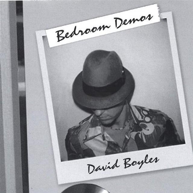 David Boyles BEDROOM DEMOS CD