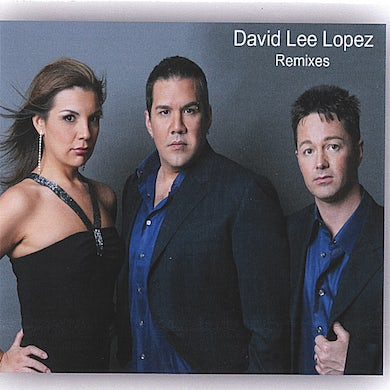 David Lopez DAVID LEE LOPEZ REMIXES CD