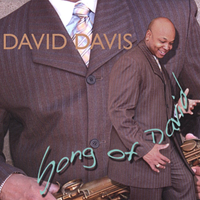 David Davis SONG OF DAVID CD