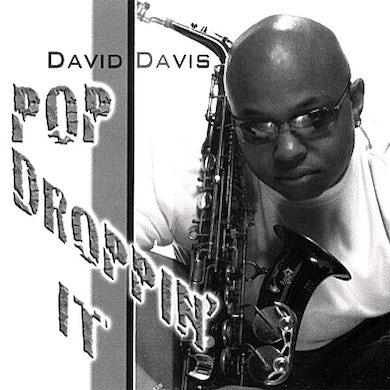 David Davis POP DROPPIN IT CD