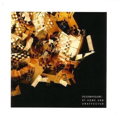 Decomposure AT HOME & UNAFFECTED CD