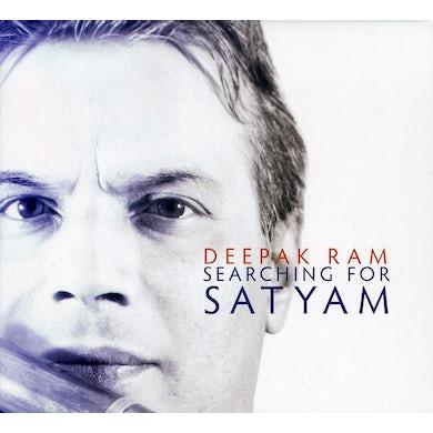 Deepak Ram SEARCHING FOR SATYAM CD