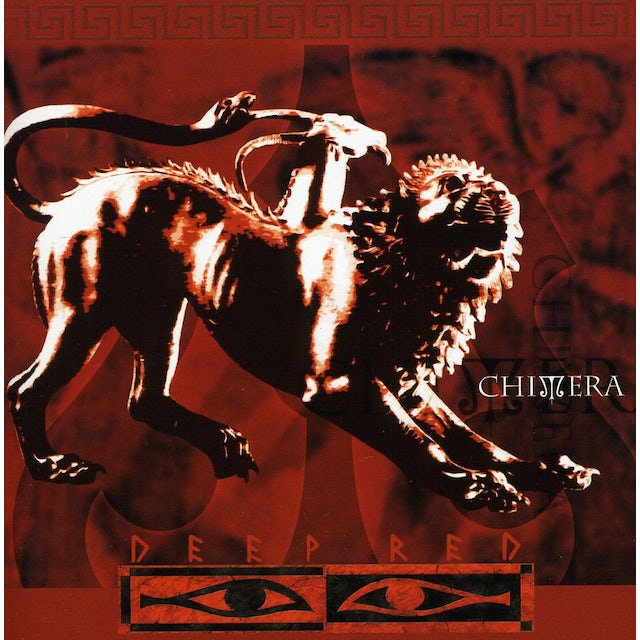 Deep Red CHIMERA CD