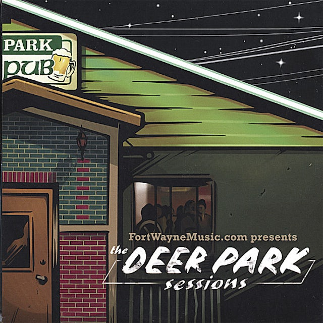 Stranger Than Fiction DEER PARK SESSIONS CD