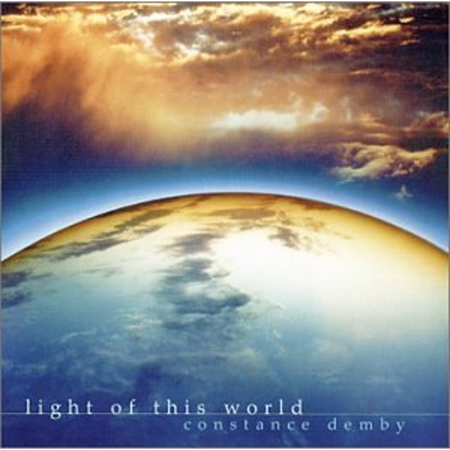 Constance Demby LIGHT OF THIS WORLD CD