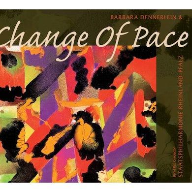 Barbara Dennerlein CHANGE OF PACE CD
