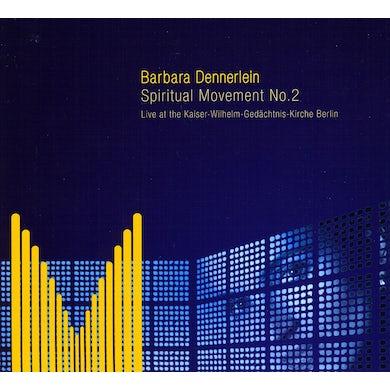 Barbara Dennerlein SPIRITUAL MOVEMENT NO.2 CD
