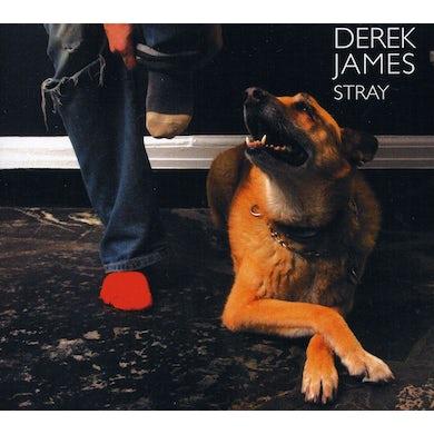 Derek James STRAY CD
