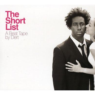 SHORT LIST CD