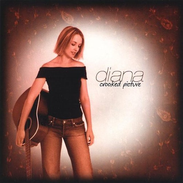 Diana CROOKED PICTURE CD