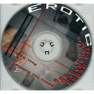 DJ Sebas Arcabascio MIX.01 EROTIC CD