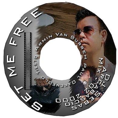 DJ Sebas Arcabascio MIX.02 SET ME FREE CD