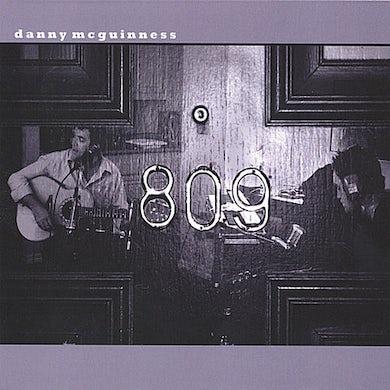 Danny McGuinness ROOM 809 CD