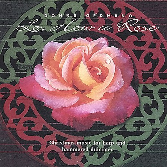 Donna Germano LO HOW A ROSE CD