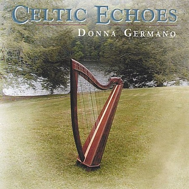 Donna Germano CELTIC ECHOES CD