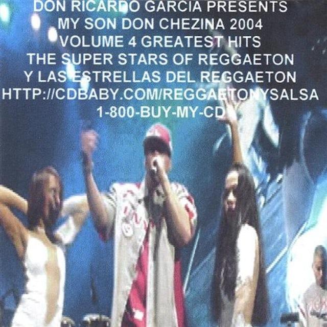 GREATEST HITS OF DON CHEZINA & SUPER STARS 4 CD