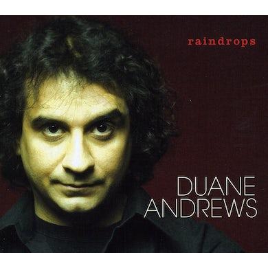 Duane Andrews RAINDROPS CD