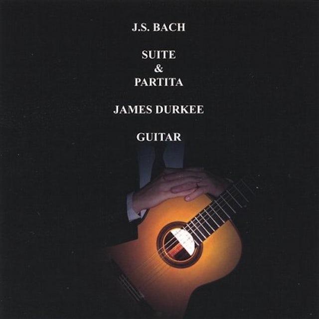 J.S. Bach SUITE & PARTITA CD