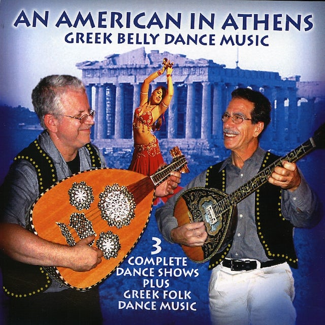 Scott Wilson AMERICAN IN ATHENS CD
