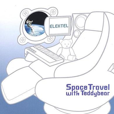 Elektel SPACE TRAVEL WITH TEDDYBEAR CD
