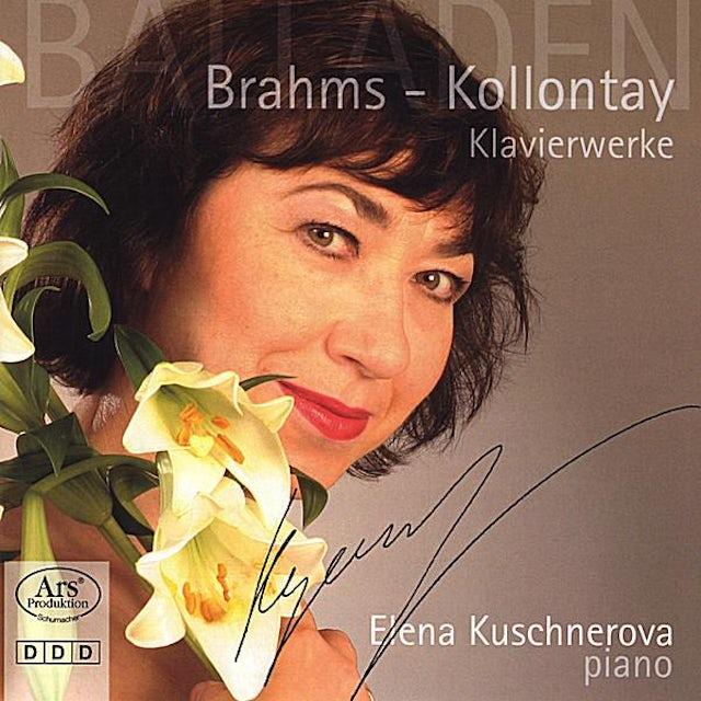 Elena Kuschnerova ROMANTIC BALLADS CD