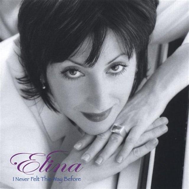 Elina I NEVER FELT THIS WAY BEFORE CD