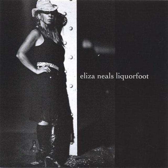 Eliza Neals LIQOURFOOT CD