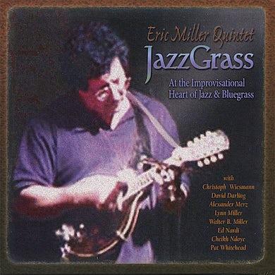 Eric Miller JAZZGRASS CD