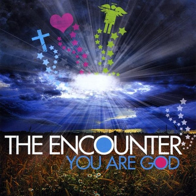 Encounter YOU ARE GOD CD
