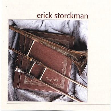 Erick Storckman SCRAPBOOK CD