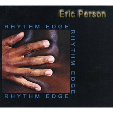 Eric Person RHYTHM EDGE CD