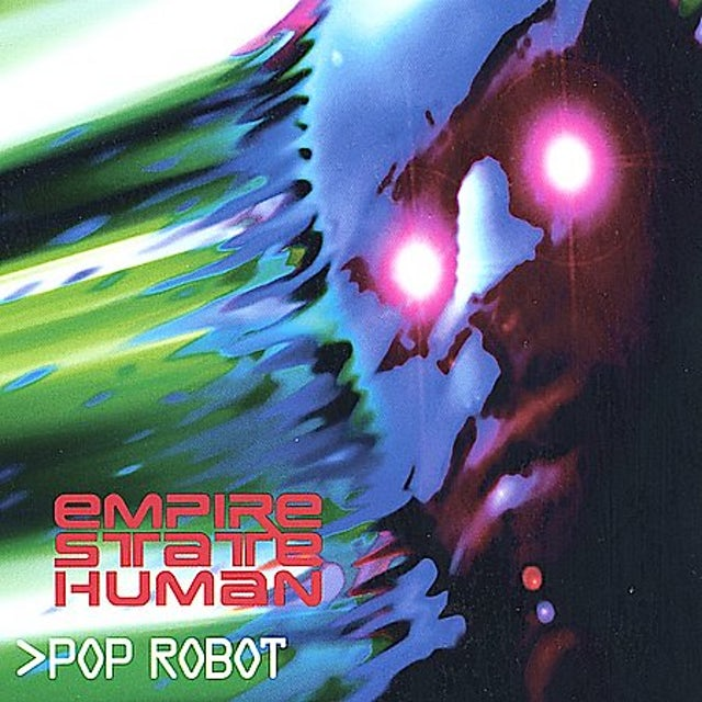 Empire State Human POP ROBOT EXPANDED EDITION CD