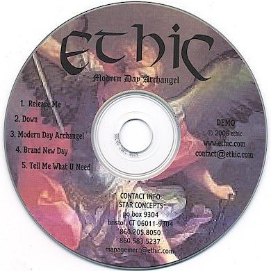 Ethic MODERN DAY ARCHANGEL CD