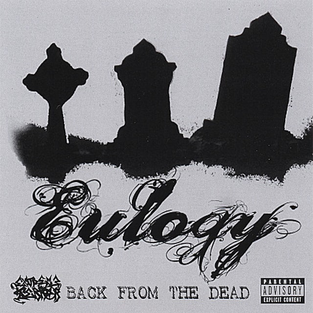 Eulogy BACK FROM THE DEAD CD