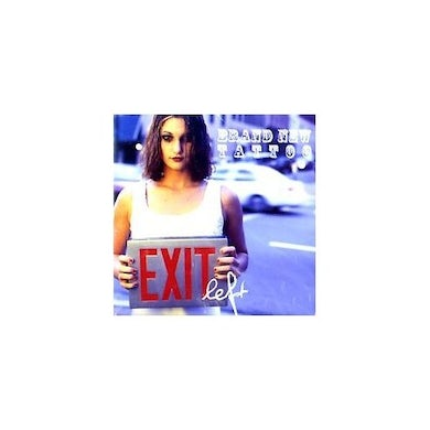 Exit Left BRAND NEW TATTOO CD