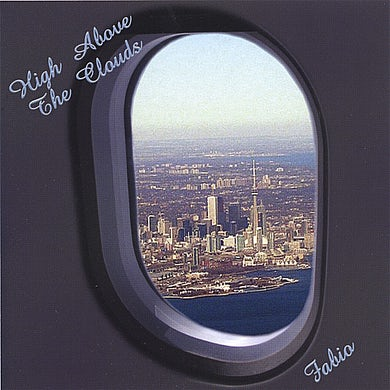 Fabio HIGH ABOVE THE CLOUDS CD