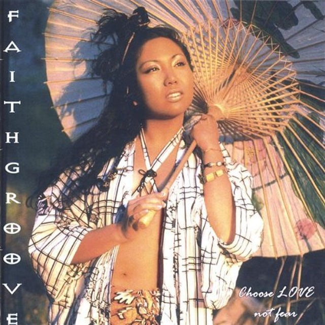 Faith Rivera FAITHGROOVE CD