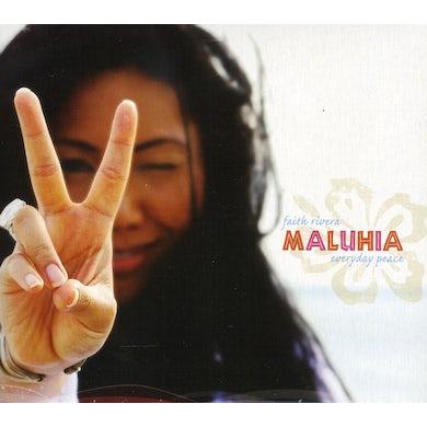 Faith Rivera MALUHIA-EVERYDAY PEACE CD
