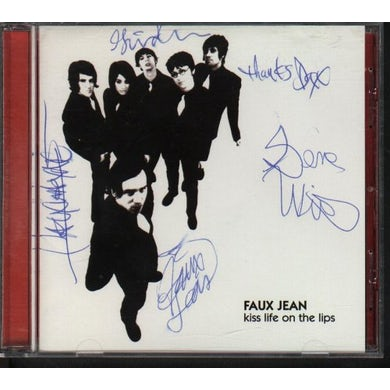 Faux Jean KISS LIFE ON THE LIPS CD