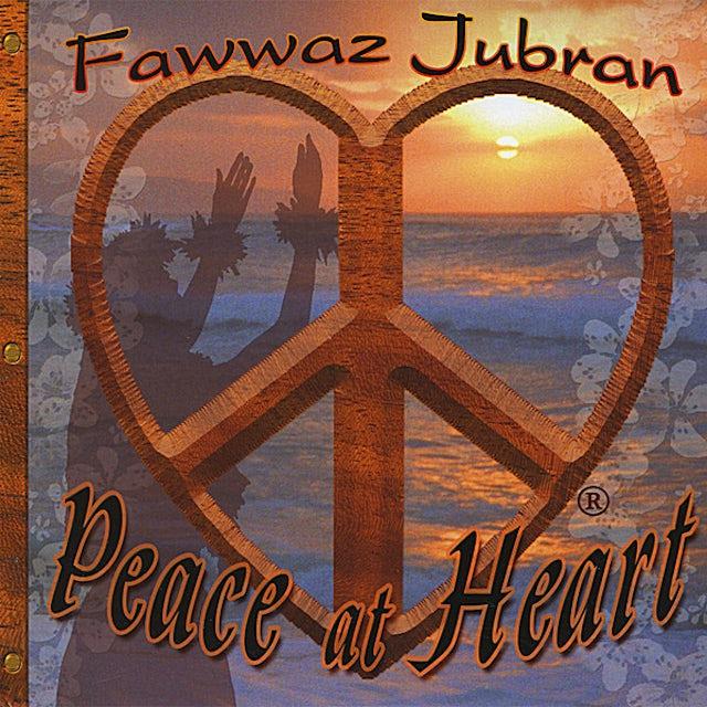 Fawwaz Jubran PEACE AT HEART CD