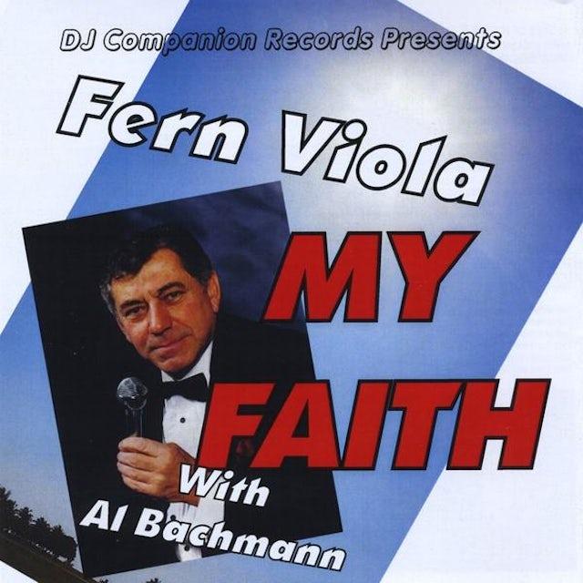 Fern Viola MY FAITH CD