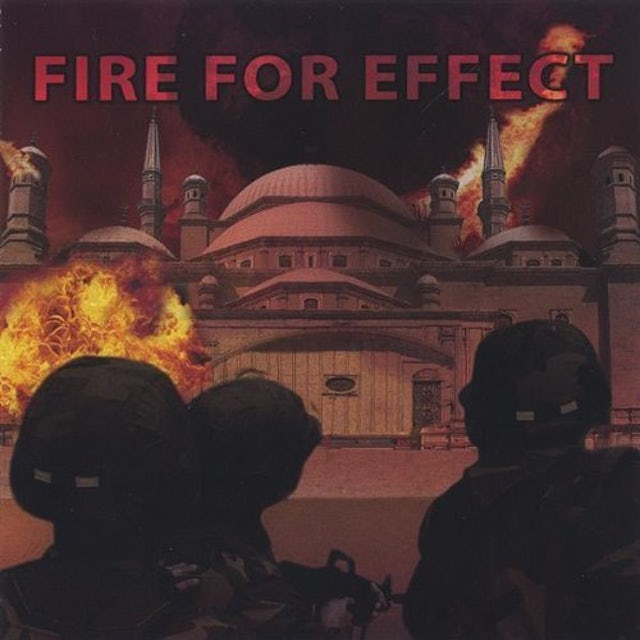 Fire For Effect CD