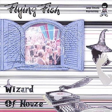 Flying Fish WIZARD OF HOUZE CD