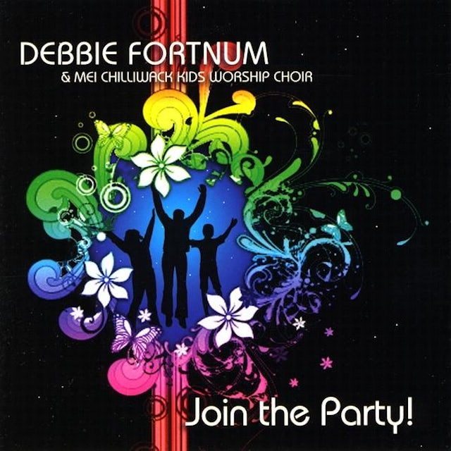 Debbie Fortnum JOIN THE PARTY! CD