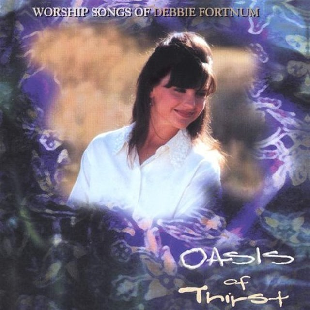 Debbie Fortnum OASIS OF THIRST DOUBLE ACCOMPANIMENT TRAX CD