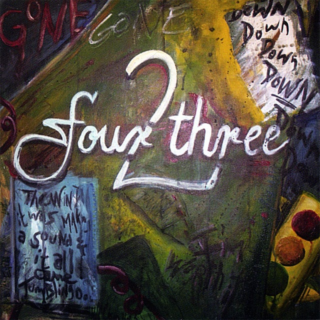 Four To Three NEVER UNDER ANY CIRCUMSTANCES WASH YOUR JEANS CD